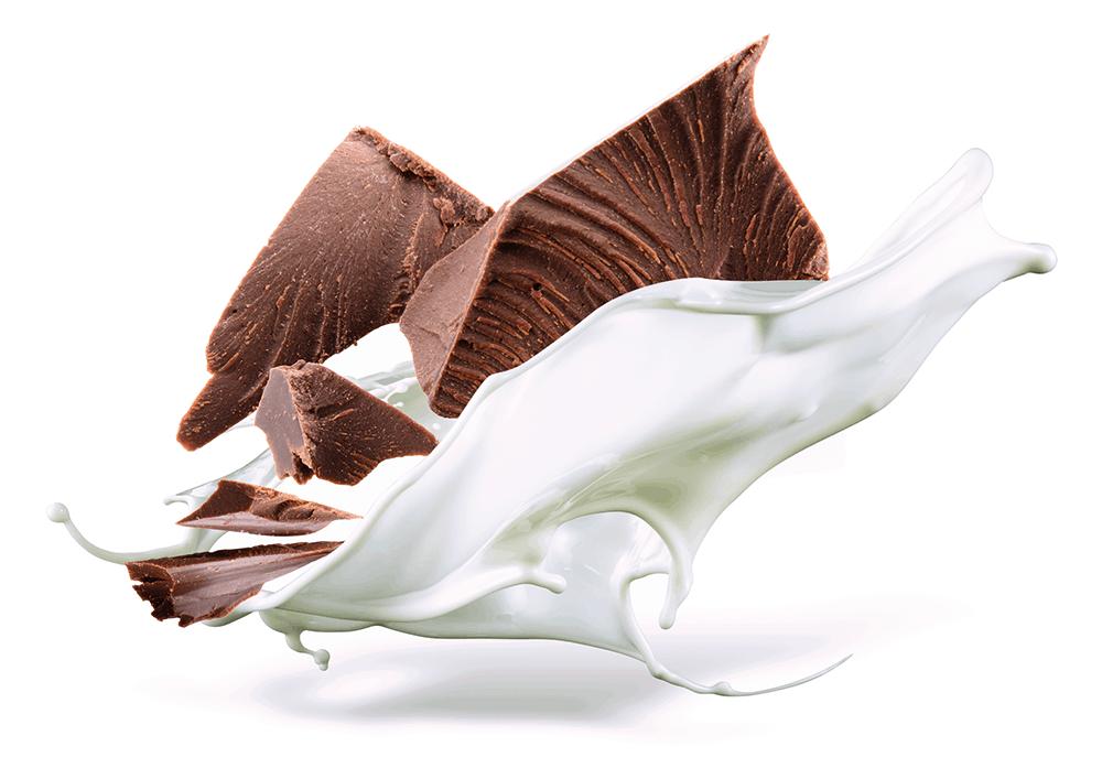 TSC - Chocolate & Milk splash