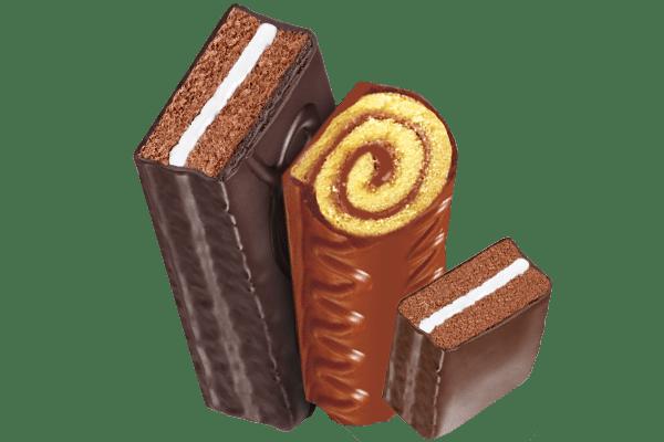 Cake Snack Product Range