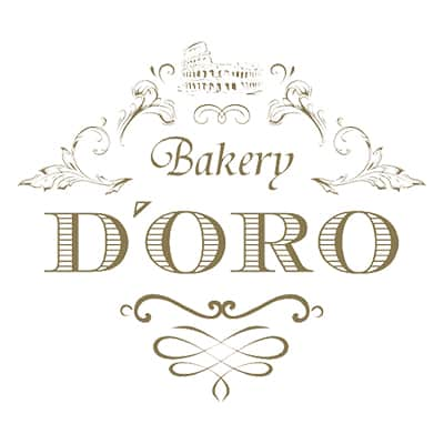 Bakery D'Oro Logo Preview