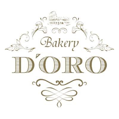 Bakery D'Oro Logo Preview