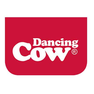 Dancing Cow Logo Preview
