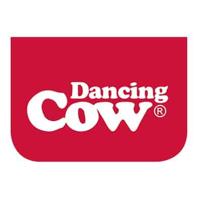 Dancing Cow Logo Preview